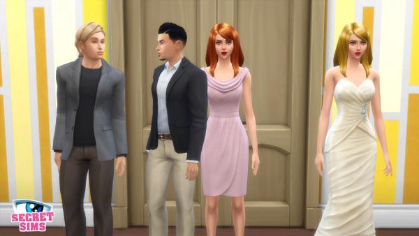 Secret Sims - Prime 1 - Partie 2
