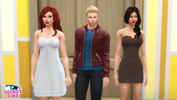 Secret Sims - Prime 1 - Partie 3