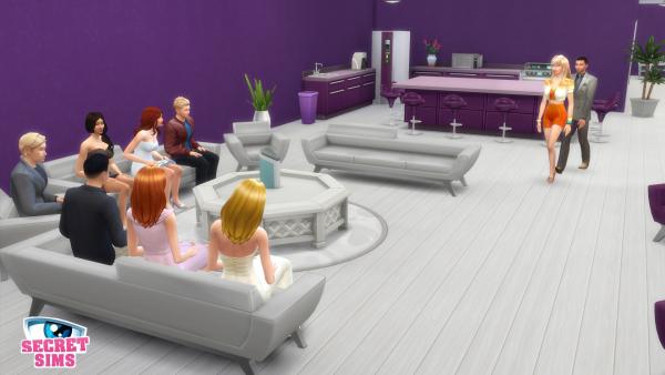 Secret Sims - Prime 1 - Partie 4
