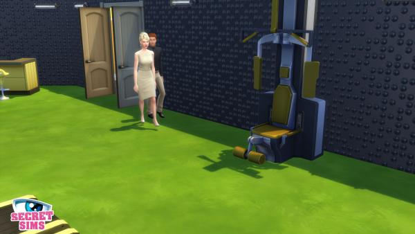 Secret Sims - Prime 1 - Partie 5