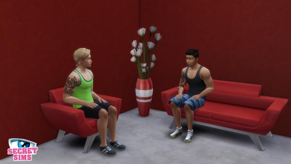 Secret Sims - Quotidienne 5 - Partie 2