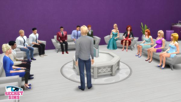 Secret Sims - Prime 3 - Partie 1
