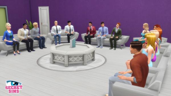 Secret Sims - Prime 3 - Partie 3