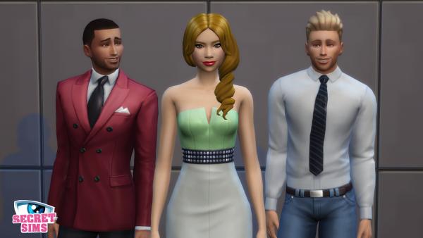 Secret Sims - Prime 3 - Partie 5