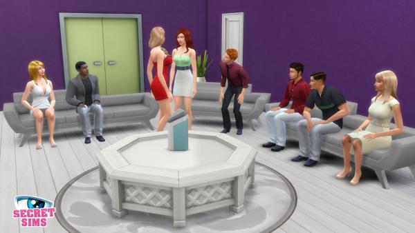 Secret Sims - Prime 4 - Partie 6