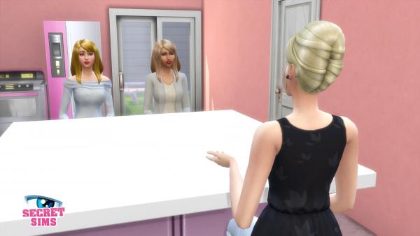 Secret Sims - Quotidienne 14 - Partie 2