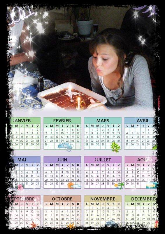 L'anniversaire de fou!! ;)