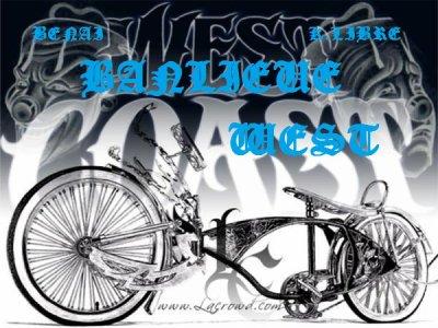 Banlieue West / Toujours la - Benai & K.libré feat Boogie Kat (2010)