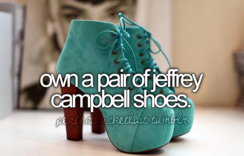 Litas Shoes/ Jeffrey Campbell Shoes
