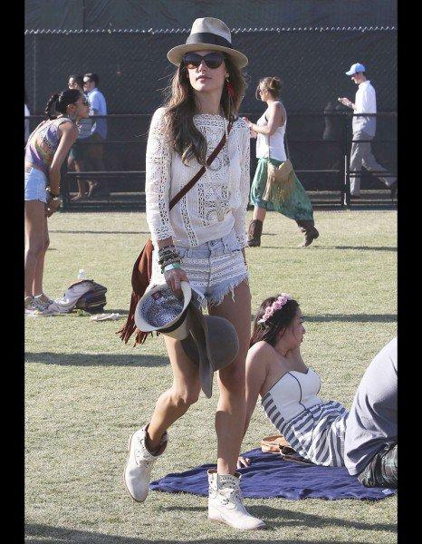 Coachella 2013: les meilleurs looks de stars !