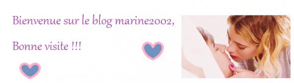 Bienvenue sur marine2002 !!!<3