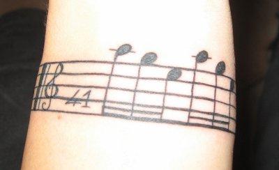 Mes Tattoo !!! x)