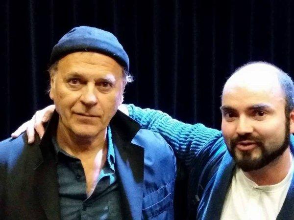 Rencontre avec Enki Bilal un des créateurs de chez Métal Hurlant