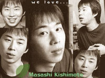 presantation de masasshi kishimoto
