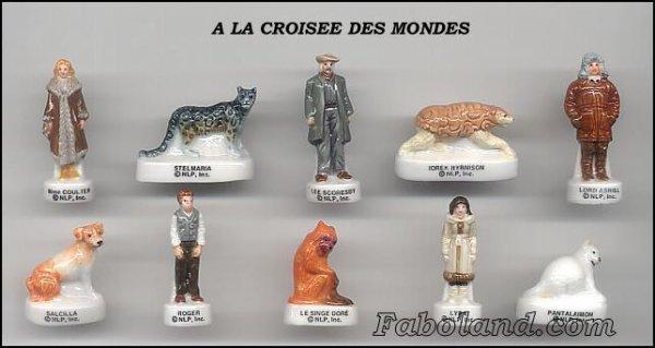 ECHANGE SERIE  OU VENTE : A LA CROISÉE DES MONDES - 2008