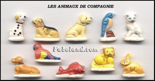 ECHANGE SERIE OU VENTE - ANIMAUX DE COMPAGNIE - 2005