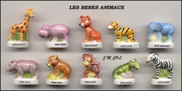 ECHANGE SERIE OU VENTE - BÉBÉS ANIMAUX - 2004