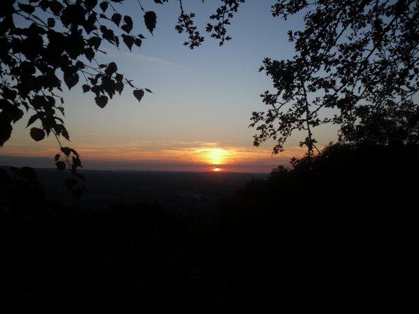 """J'aime beaucoup les photos de """"coucher de soleil"""" ..."""