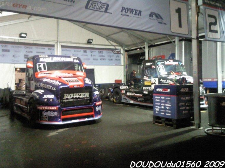 Camions de courses - 24H du Mans 2009
