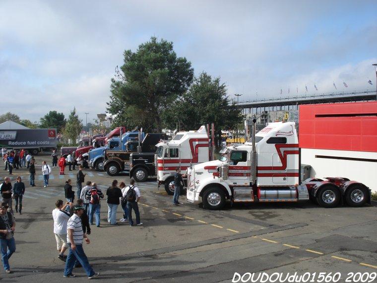 Camions Américain - 24H du Mans 2009