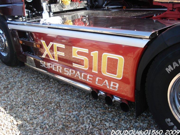 Daf XF Beau - 24H du Mans 2009