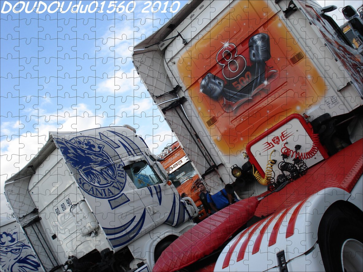 ...... ma passion ??  les camions  ......