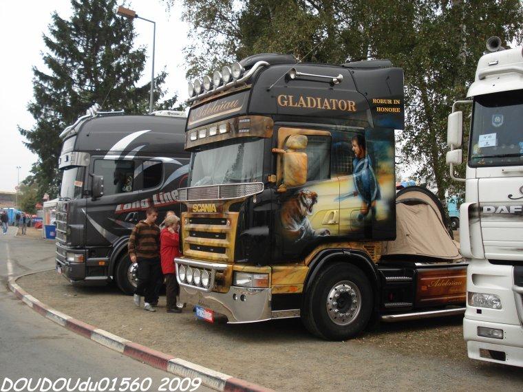 Transports Adelaïau - 24H du Mans 2009