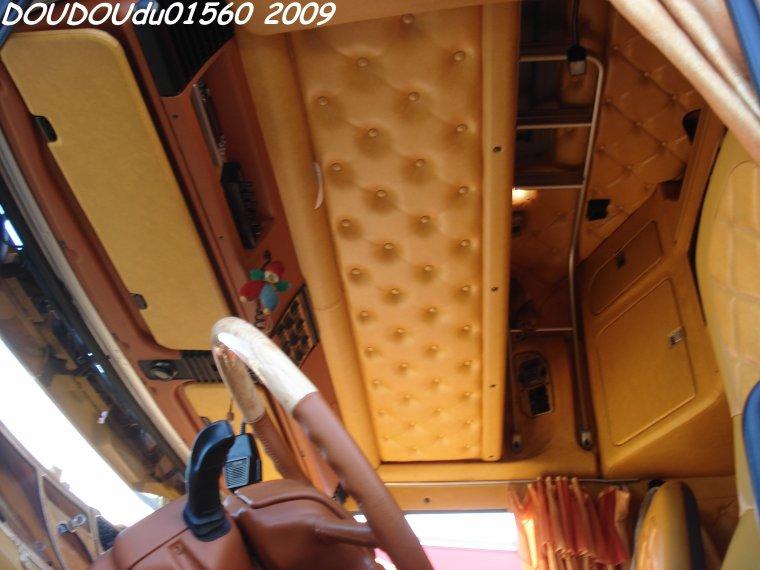 Scania T580 V8 164L Pierre Orel - 24H du Mans 2009