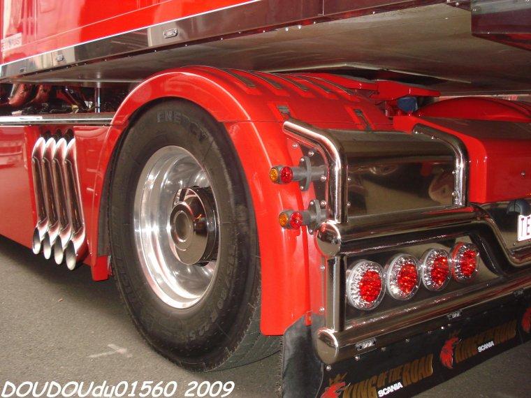 Scania T 500 V8 STH - 24H du Mans 2009