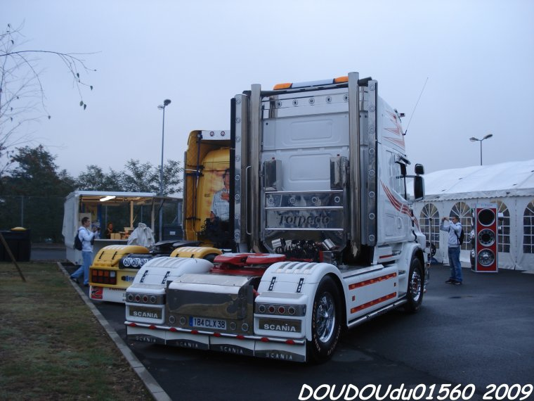Scania T420 Jorland - 24H du Mans 2009