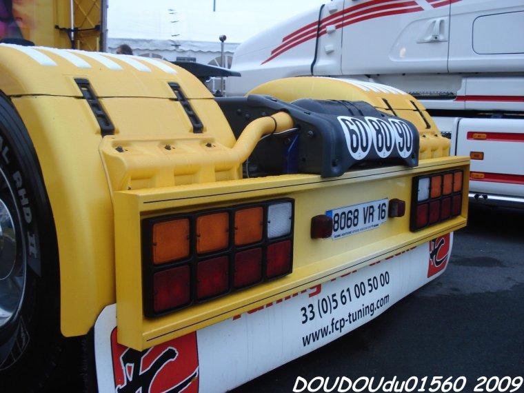 Scania R500 V8 GMG - 24H du Mans 2009