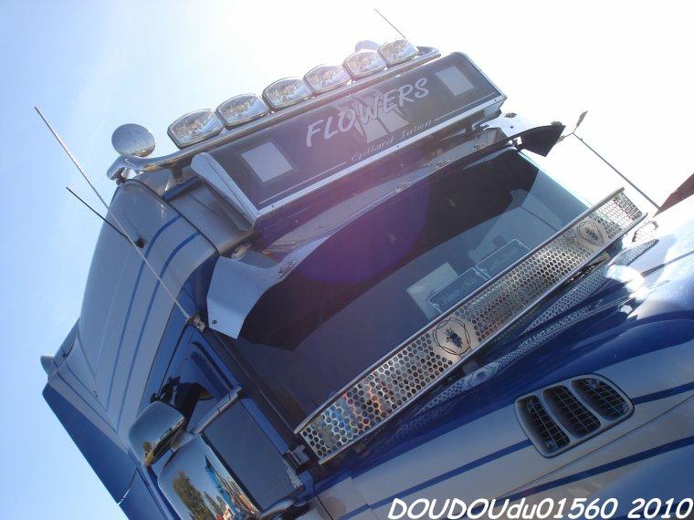 Scania T J. Gillard  - 24H du Mans 2010