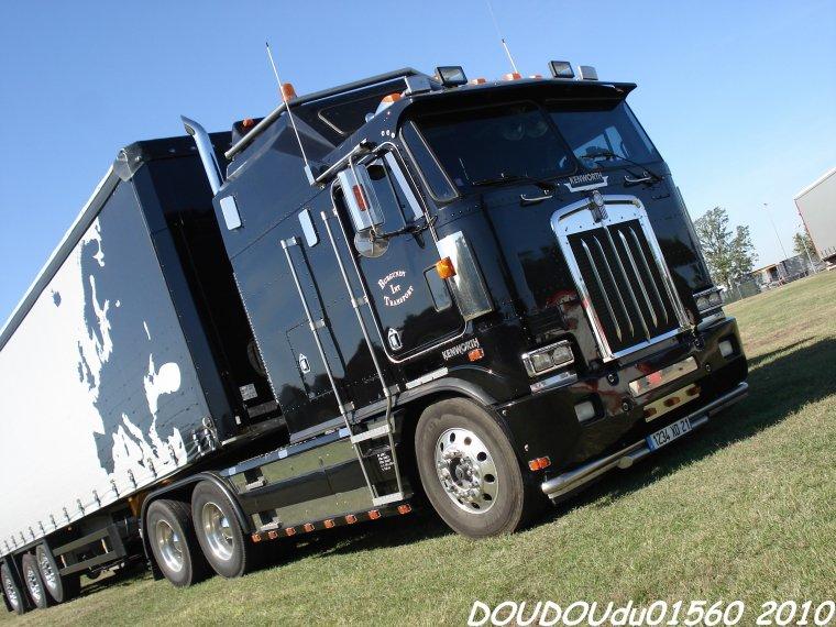 Camions Américains - 24H du Mans 2010