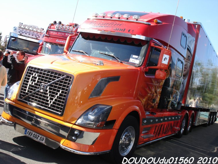 Transports STH - 24H du Mans 2010