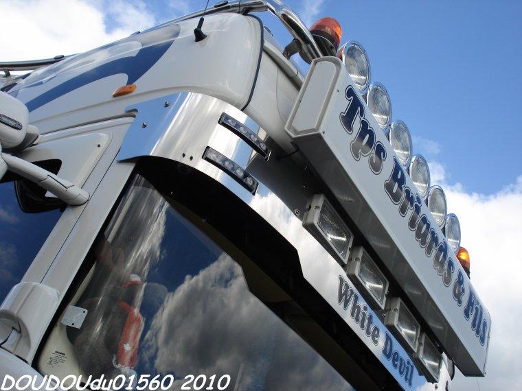 Scania R500 V8 Briards et Fils - 24H du Mans 2010
