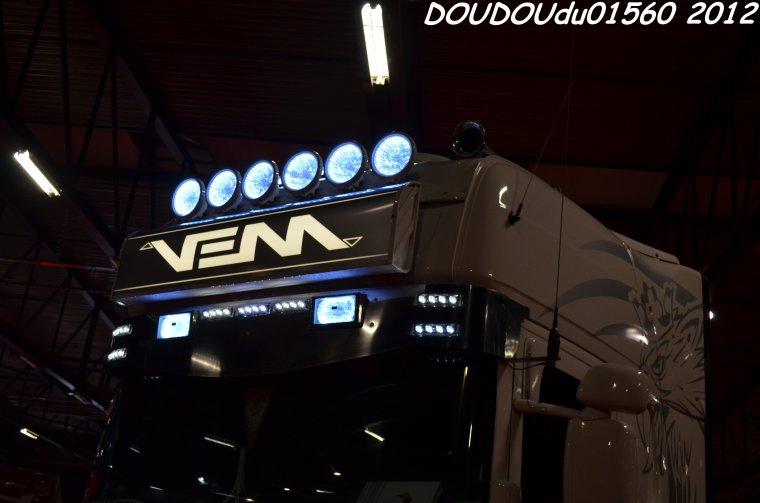 Scania R500 V8 Vem - Truckshow Ciney 2012