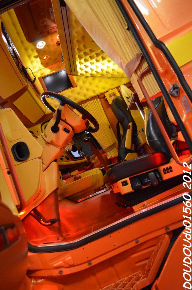 Scania R560 V8 Aurénico - Truckshow Ciney 2012