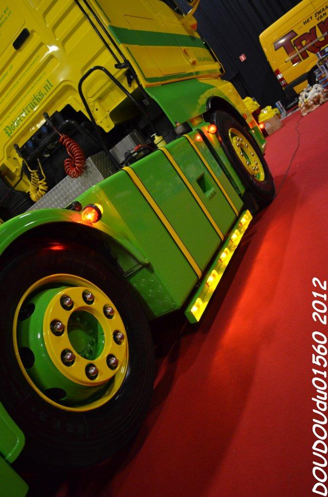 Man TGX 18.480 Hans - Truckshow Ciney 2012