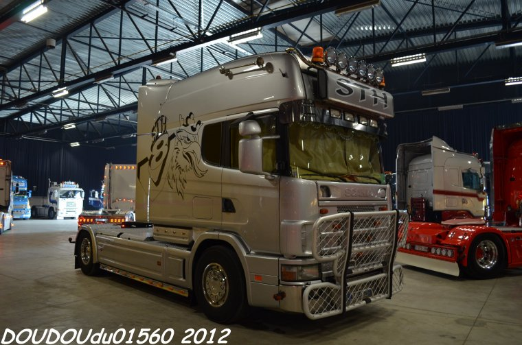 STH - Truckshow Ciney 2012