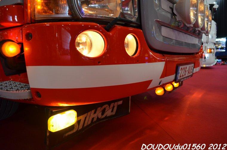 Scania R500 V8 Vamitra - Truckshow Ciney 2012