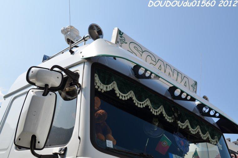Scania 143M 400 V8 - Albertville 2012