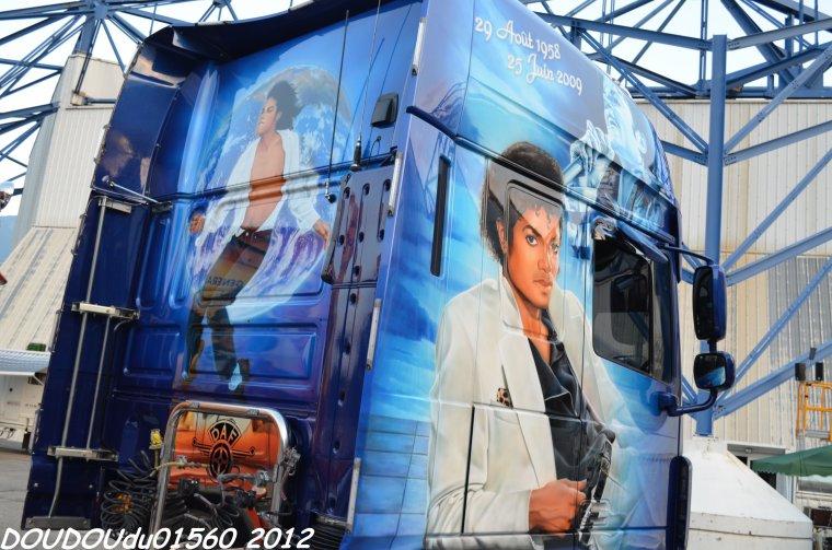 Daf XF 105 Transports Gastaldi - Albertville 2012