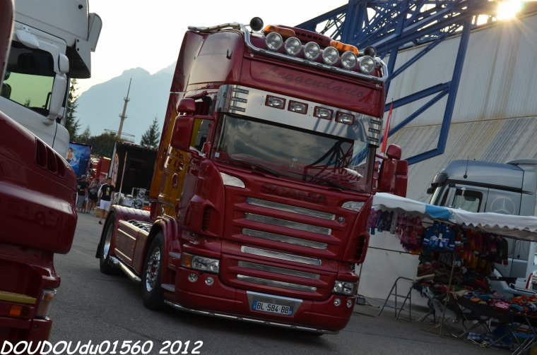 Team Bordille - Albertville 2012