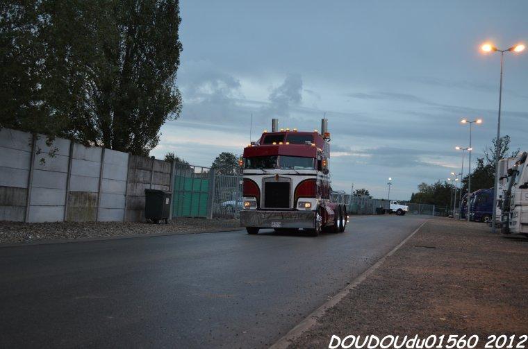 Camions américain - 24H du Mans 2012