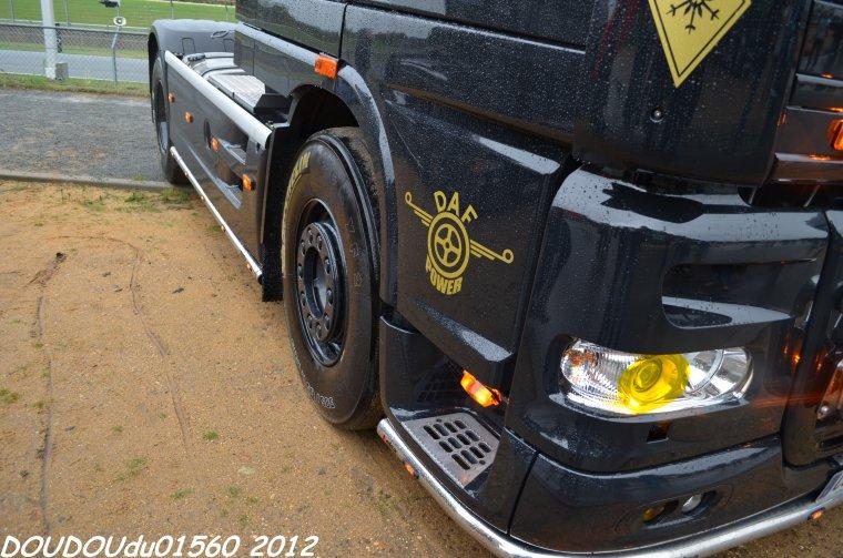Transports STH - 24H du Mans 2012