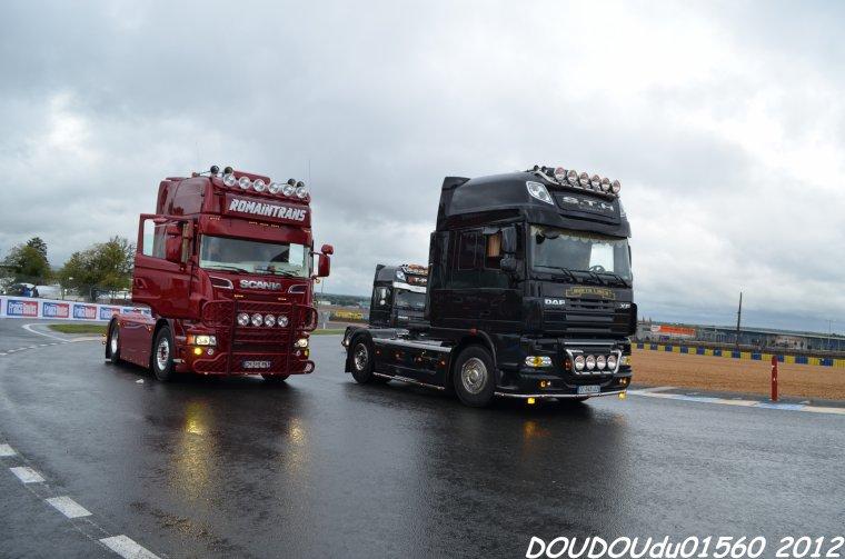 24H du Mans 2012