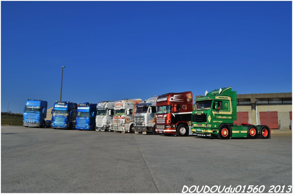 Trucks Spirit - DOUDOUdu01560