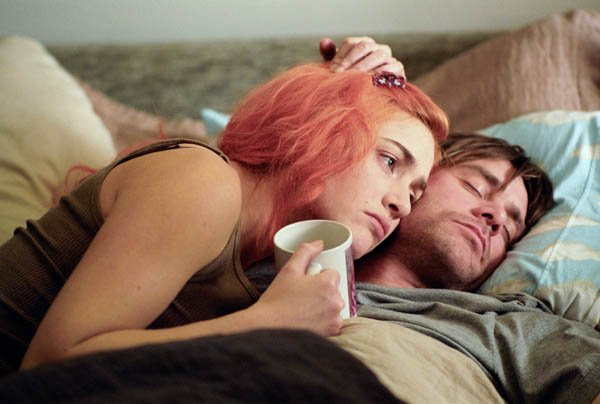 - Eternal sunshine of the spotless mind  -