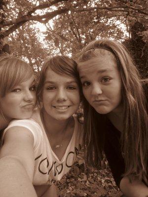 Gwendo,Anaïs & Mélanie♥.