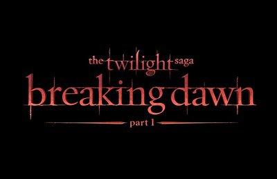 Summit nous dévoile le logo officiel de la première partie de Breaking Dawn.